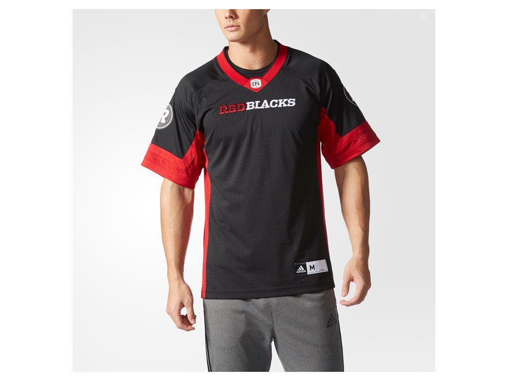 d4adddc93ef 20857180 - Ottawa RedBlacks adidas CFL Men s New Premier Jer…