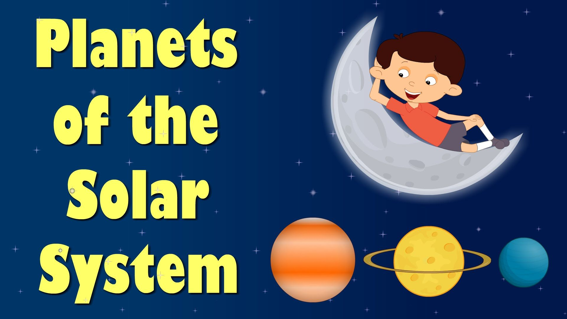 You Will Learn About Planets Of The Solar System In This