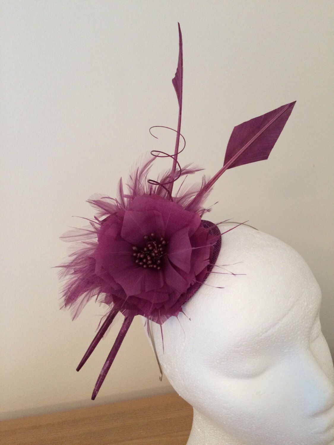 1a3a111230e86 Plum · Feathers · A personal favourite from my Etsy shop  https://www.etsy.com