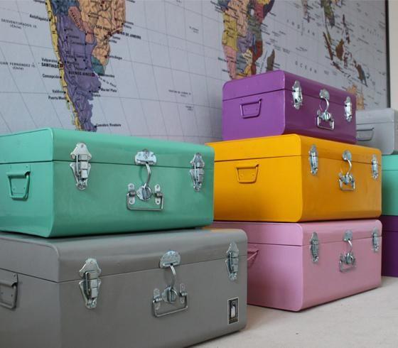Pin Von Luisa Gump Auf Home Suitcase Suitcase Storage