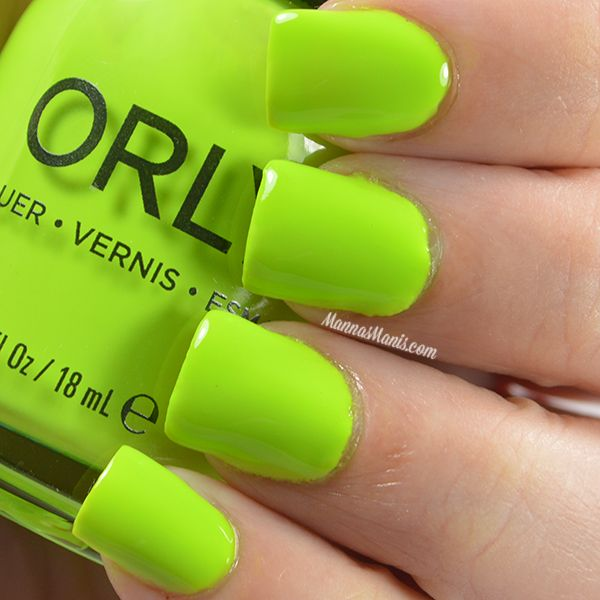 Orly Adrenaline Rush Summer 2015: Thrill Seeker | Uñas | Pinterest ...