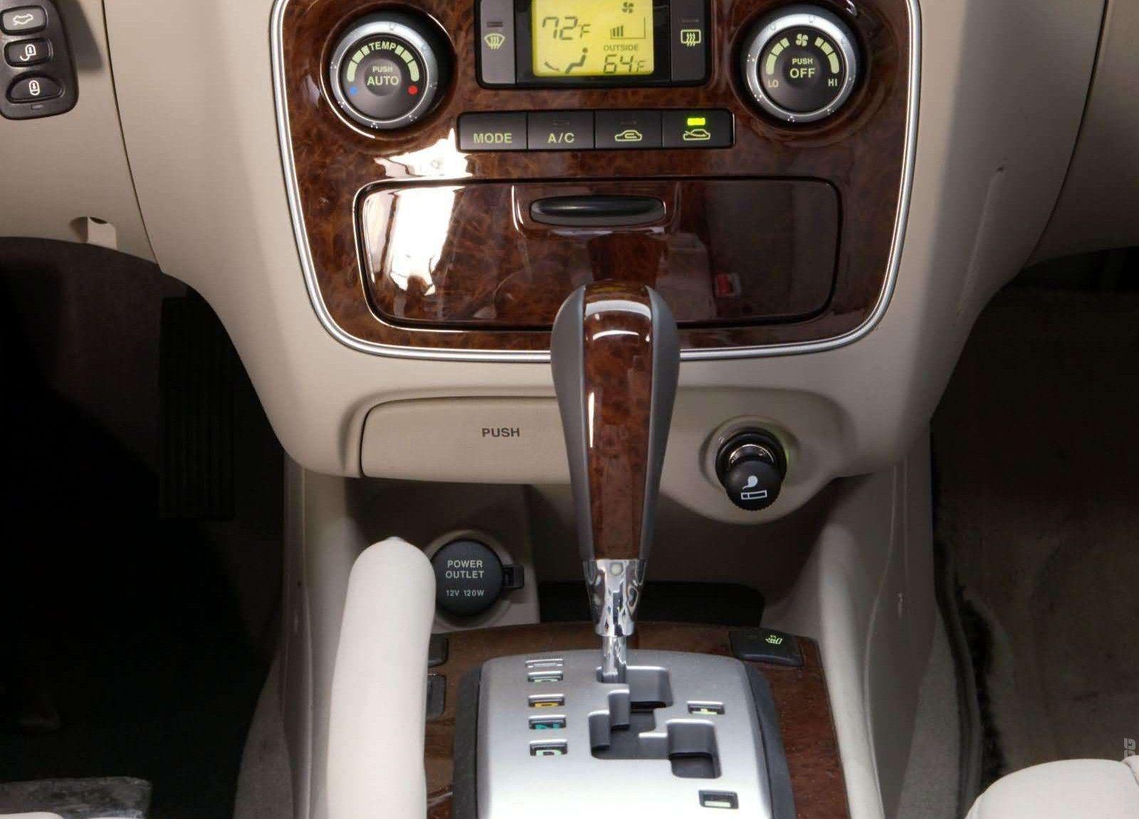 Галерея 2006 Hyundai Sonata V6. 20 свежих и актуальных фотографий.  Пресс релиз,