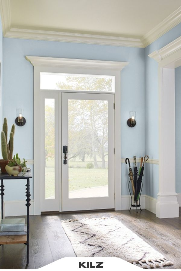 Ocean Inspired Entryway Paint Colors For Home Home Interior And Exterior