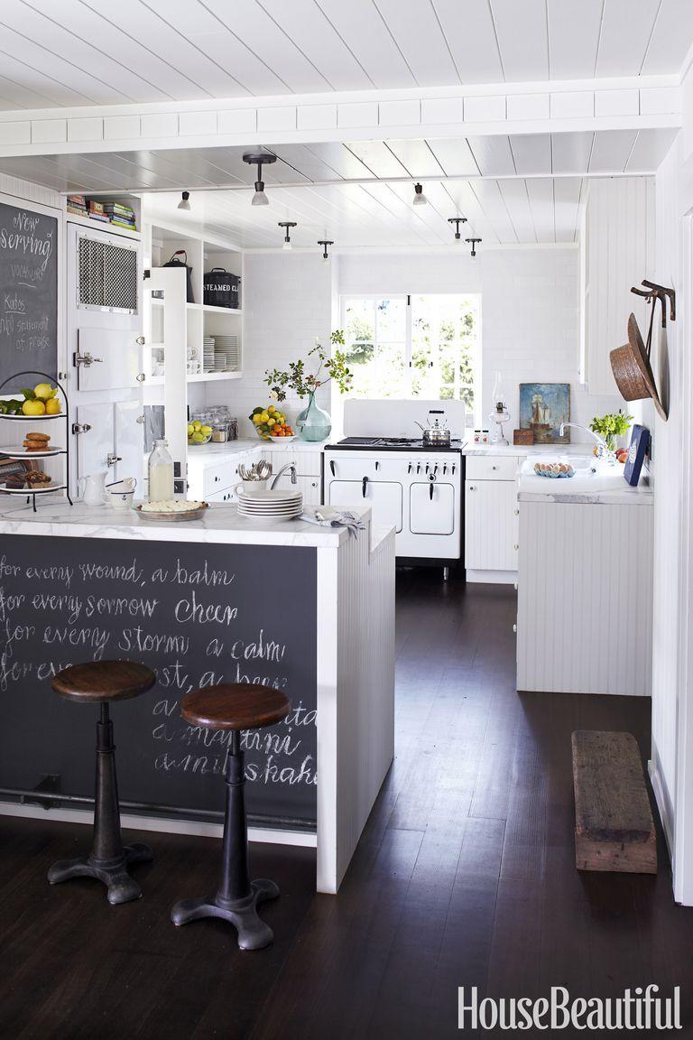 Family-Friendly Kitchen Ideas | Pinterest | Kitchen blackboard ...