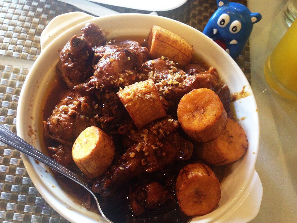 Chicken Adobo $14 @ Patio Filipino San Francisco
