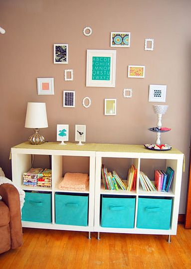 Cute colors & frames.