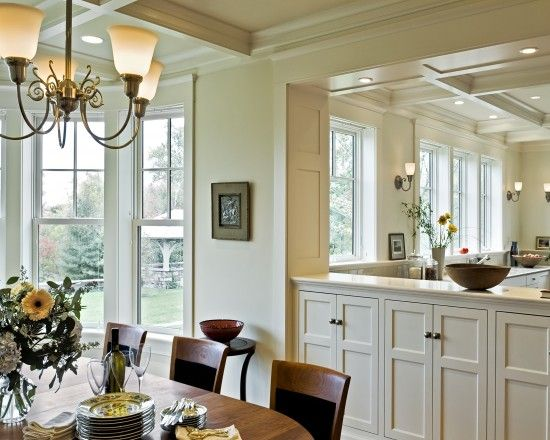 Kitchen Passthrough Design Pictures Remodel Decor And Ideas