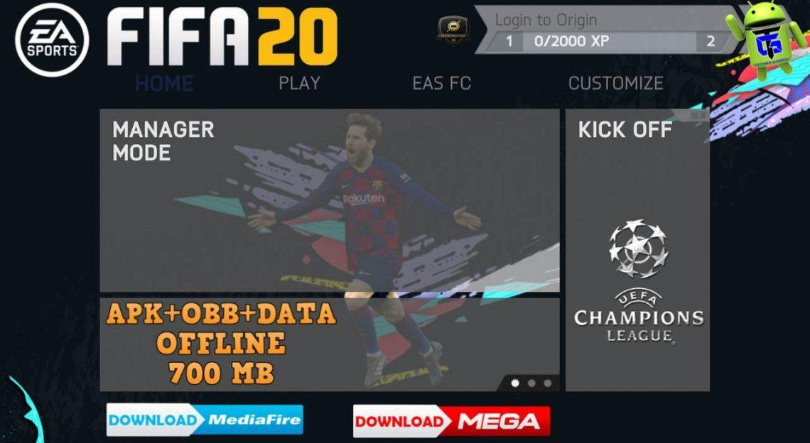 Pin By Alaamin Ramadhani On Offline Fifa 20 Fifa Offline