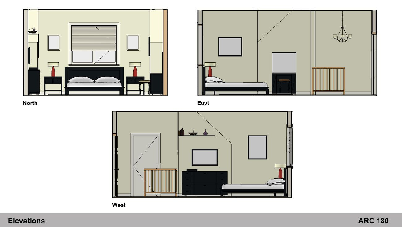 Bedroom Elevations Interior Design Google Search Elevation In