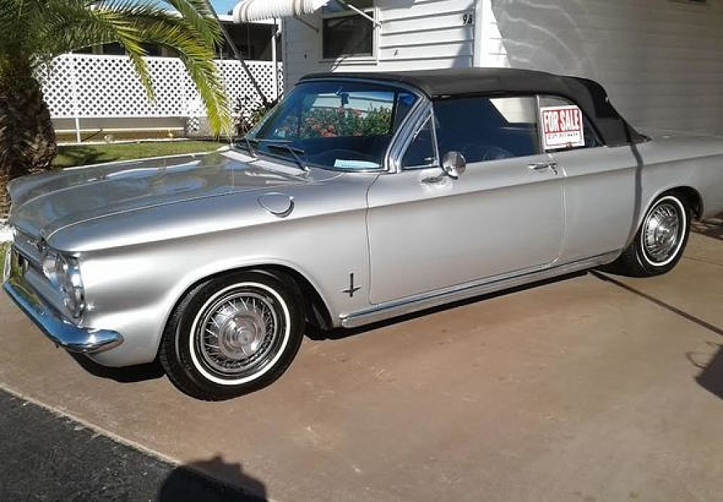 1963 Chevrolet Corvair For Sale Near Las Vegas Nevada 89119