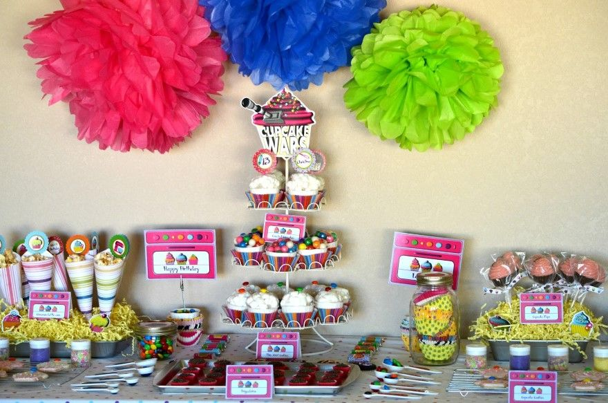 Tween Birthday Party Ideas At Home