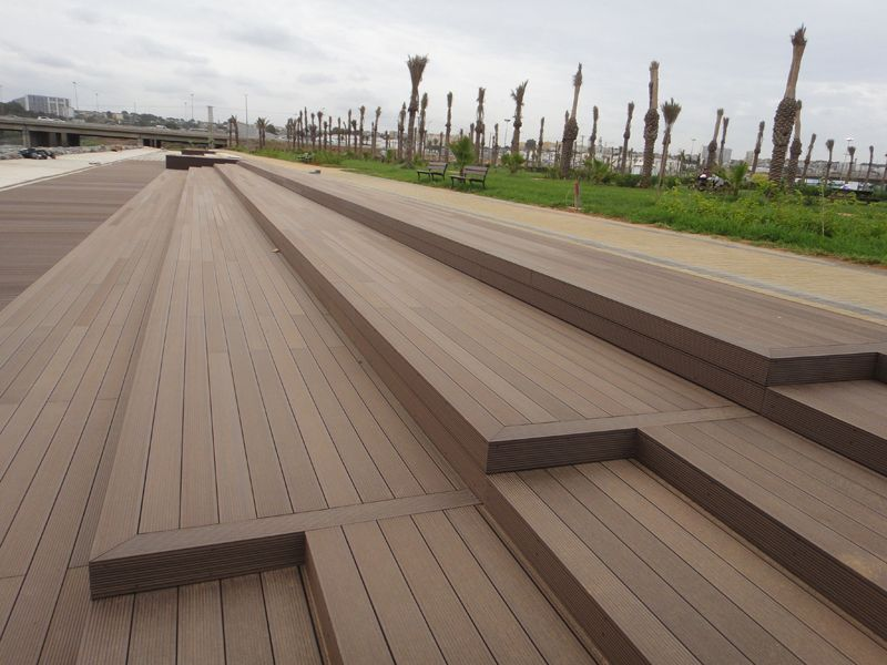 used composite decking for sale,reason plastic deck boards
