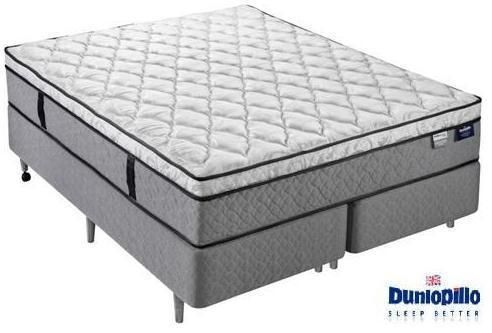 Modelo Lexington Dunlopillo Pillowtop Latex Talalay Gel El