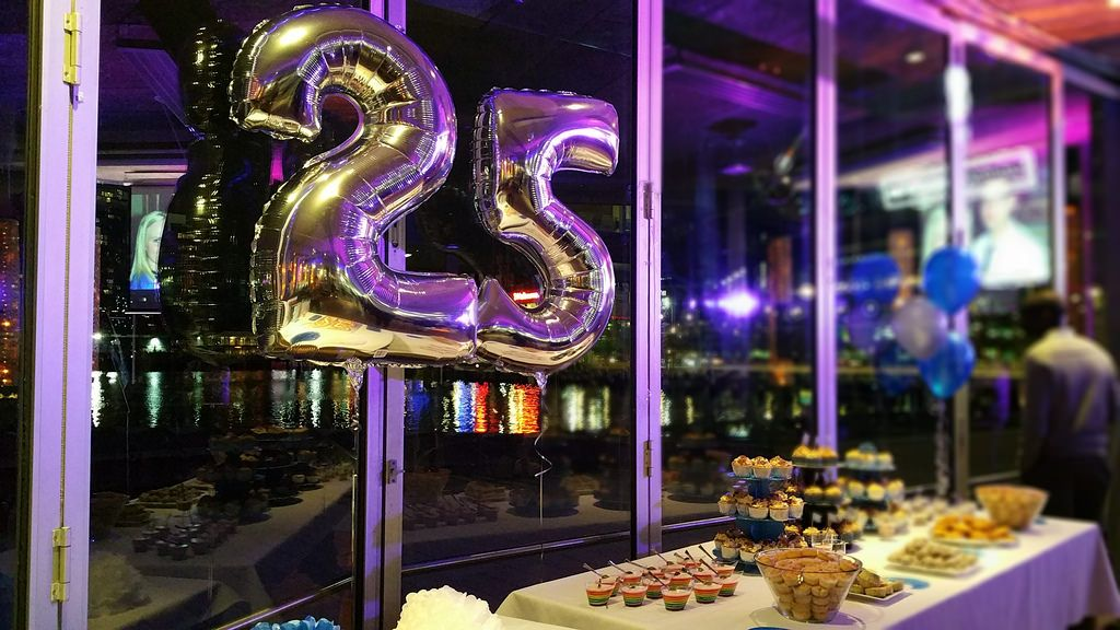 25th birthday party Engagement party venues melbourne