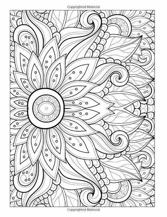 Pin de Sarah Howell en printables | Pinterest | Flor, Mandalas y ...