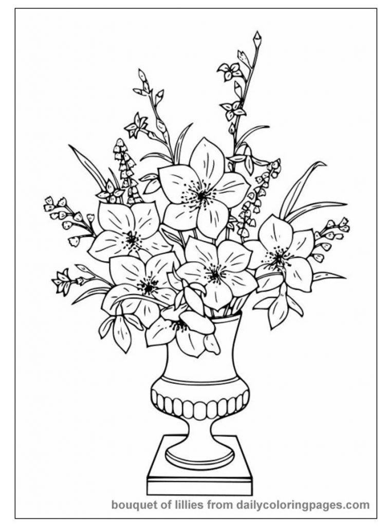 Disegni Fiori Da Colorare Per Adulti : disegni, fiori, colorare, adulti, Epica, Gratis, Fiore, Pagine, Colorare, Adulti, Galleria, Fiori, Da…, Adulti,, Colorare,, Disegno