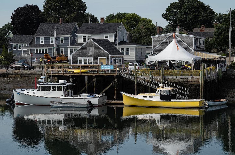 #boats #summervibes #summer #kitterymaine #leicas3 #leicaphotography #leicaworld