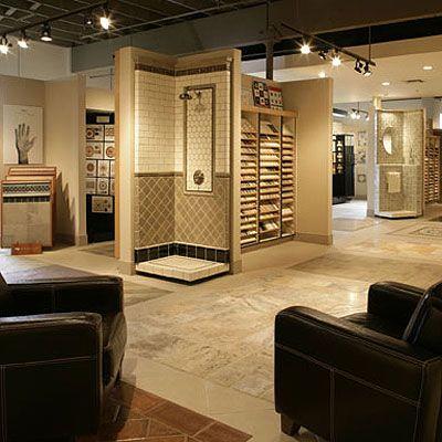 United tile portland showroom for the home pinterest - Interior design tiles showroom ...