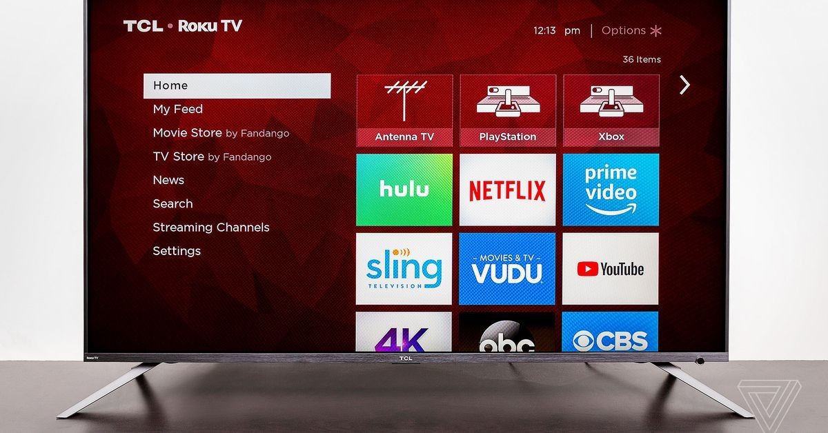 Tcls 65 Inch 6 Series 4k Roku Tv Is Cheaper Than Ever At Amazon Walmart And Target Tv Deals 65 Inch Tvs Tv