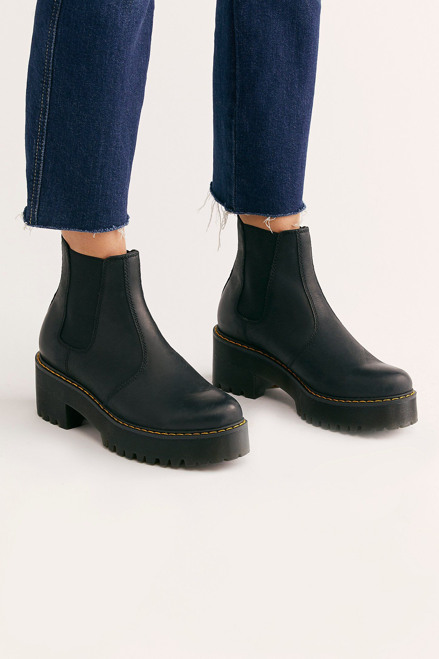 84f36e199d3 Dr. Martens Rometty Chelsea Boot in 2019 | Fashion | Shoes, Shoe ...