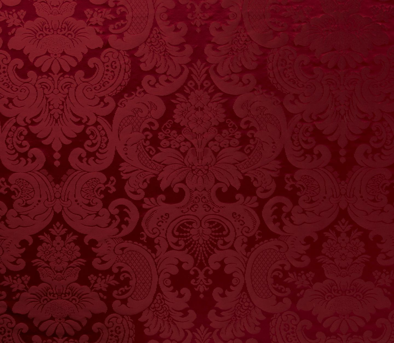 Syvanpunainen Damastitapetti 392094711287932990 Bedroom Wallpaper Red Damask Decor Damask Wallpaper