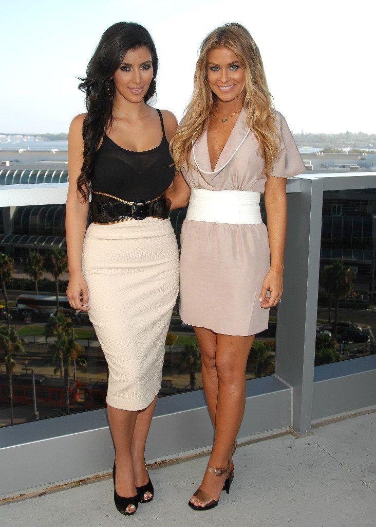 c87a071d10a Kim Kardashian   Carmen Electra