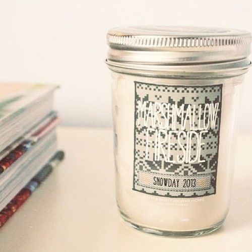 Bath And Body Works Marshmallow Fireside Candle I Want In Hand