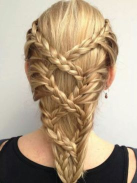 50 super cute braided hairstyles for teenage girls  cool