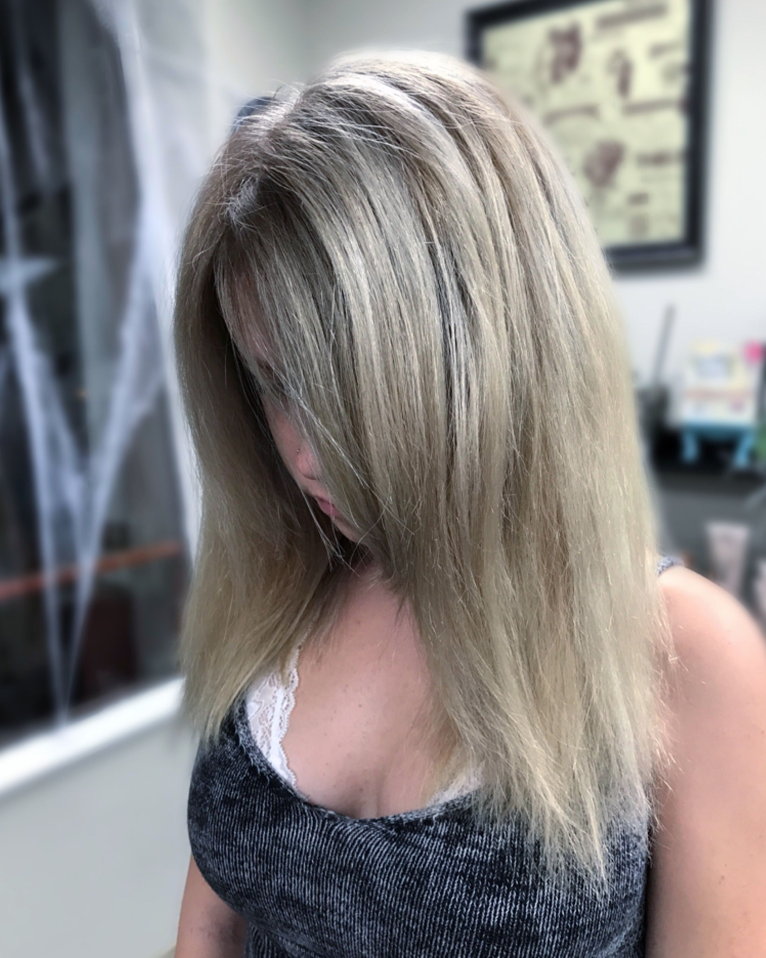 Color Highlights Haircut By Shaina Nussbaum
