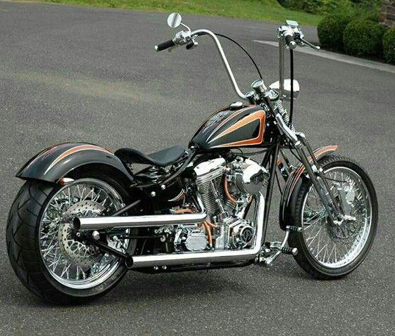 Harley Davidson Ape Hanger