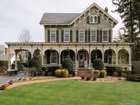 Garden City Ny With Images Virginia Homes Victorian Homes