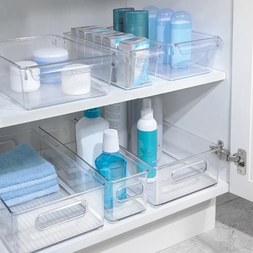 Home Bathroom Organizers Under Cabinet Storage