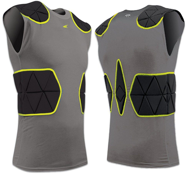 8ab49e808 Amazon.com: FJU6 Champro TRI-FLEX Compression Shirt CH: Sports & Outdoors