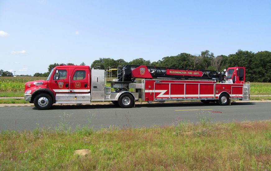74245 Bloomington Fire Department Fire Trucks Pictures Fire Trucks Fire Department