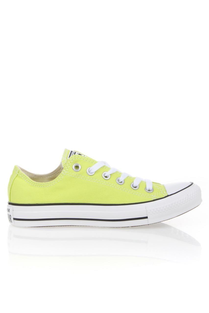 d98fae7919e Bijzondere Converse As ox seasonal (Geel) Sneakers van het merk Converse  voor Vrouw. Uitgevoerd in Geel gemaakt van Stof. Nu verkrijgbaar voor 74.95  bij Dr. ...