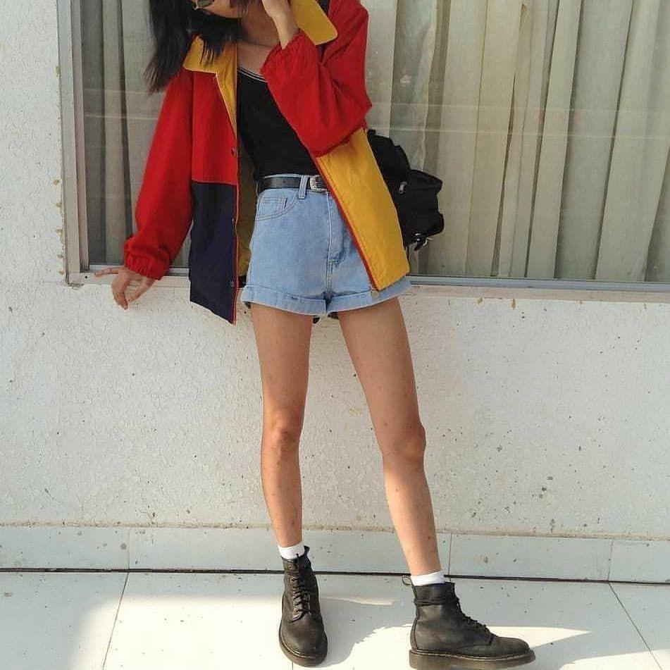Criminally Insane Min Yoongi X Reader Chapter 24 90s Fashion Fashion Grunge Fashion
