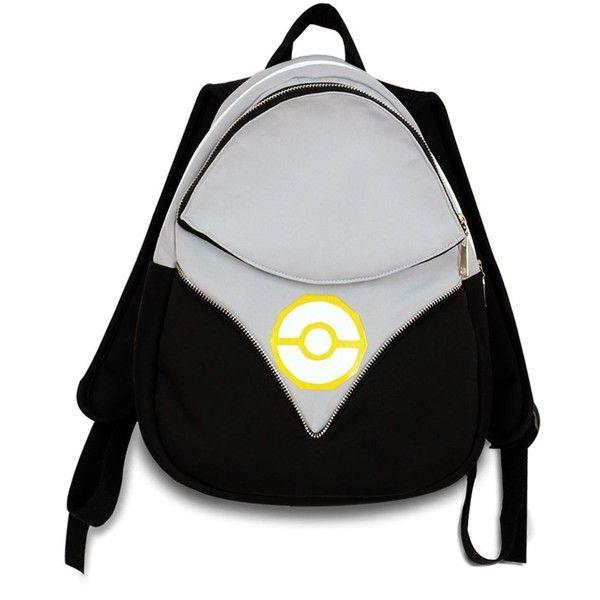 Pokemon GO Trainer Backpack Red Pokeball Bag Pokémon GO Game Costume Cosplay