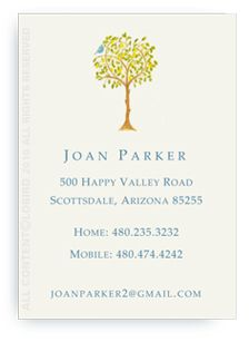 Lemon tree calling card business card lobird yellow green find this pin and more on yellow green personalized illustrated calling cards reheart Image collections