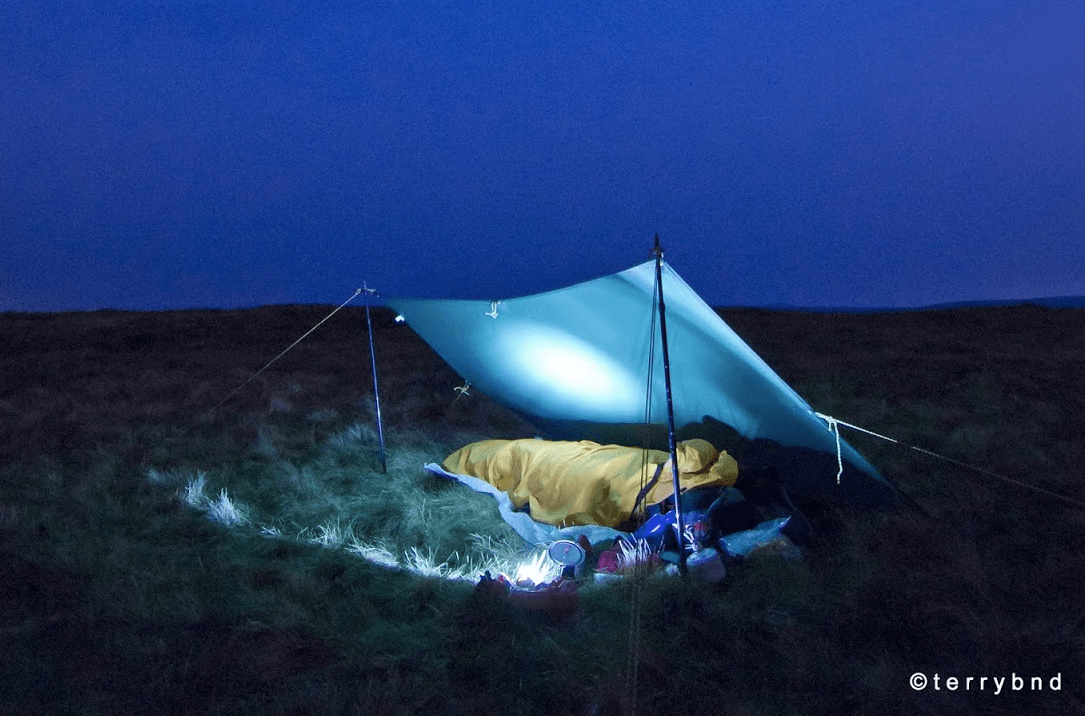 16 Tarp Tips For Wild Camping Trips (With images ...