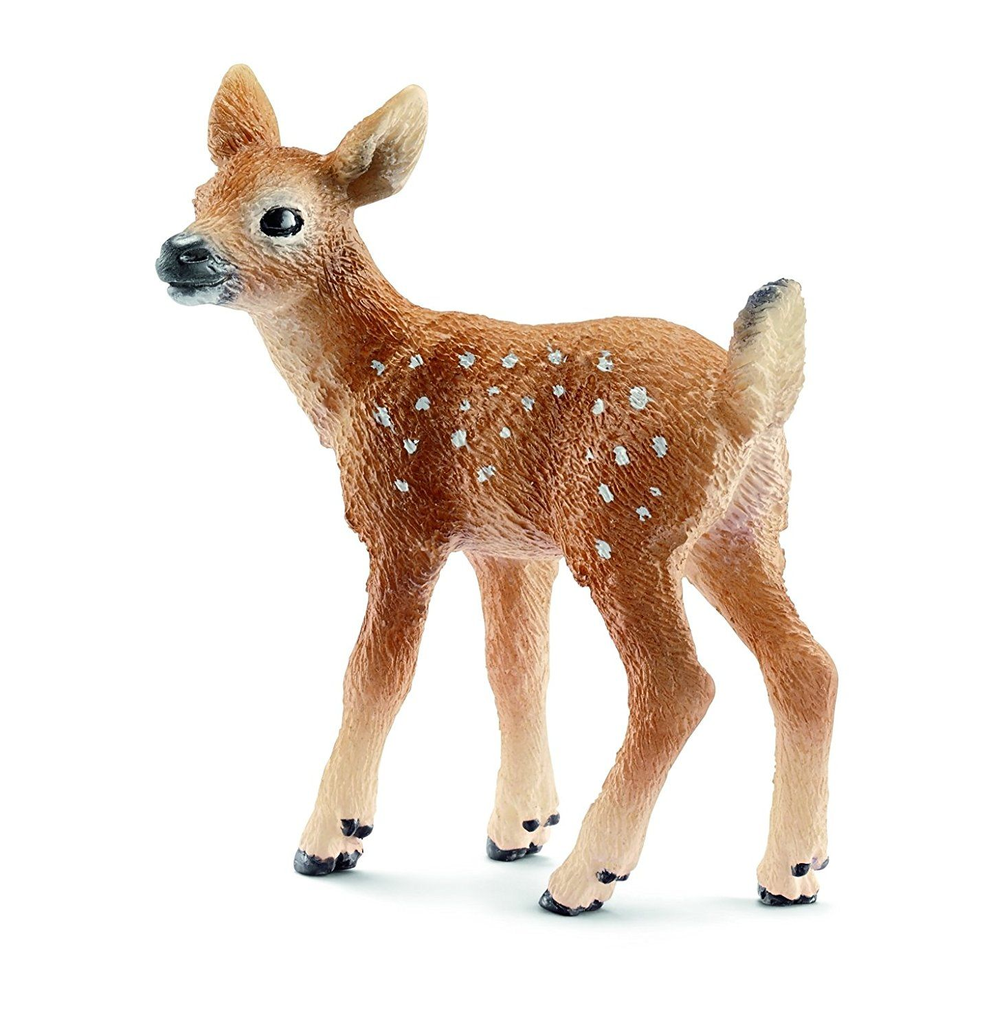 Schleich WhiteTailed Fawn Toy Figure Toys