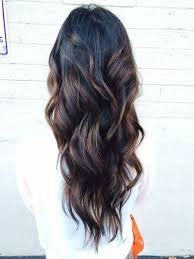 Image Result For Black Hair Lowlights Highlights Hair Pinterest