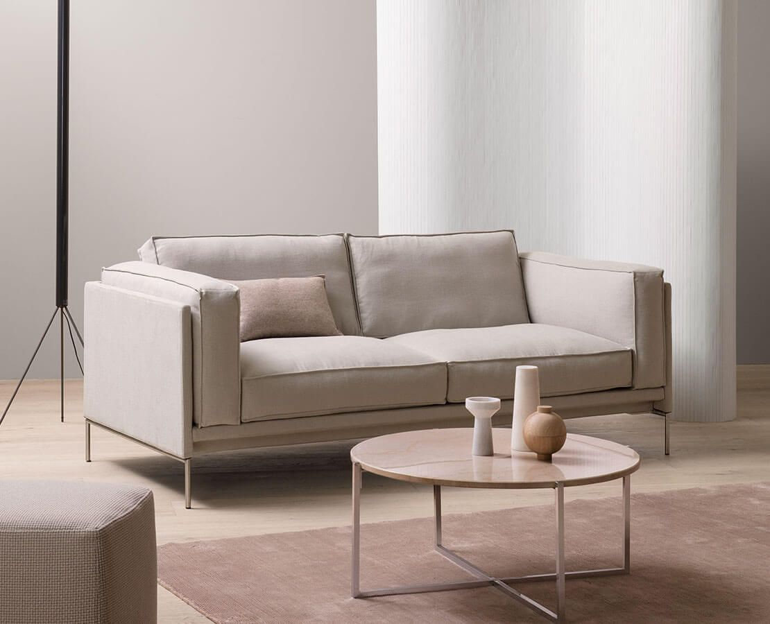Juul 311 Is The Latest Model In The Juul Design Company S Catalogue Of Modern Quality Sofas Juul S Concept Is To C Affordable Sofa Quality Sofas Living Spaces