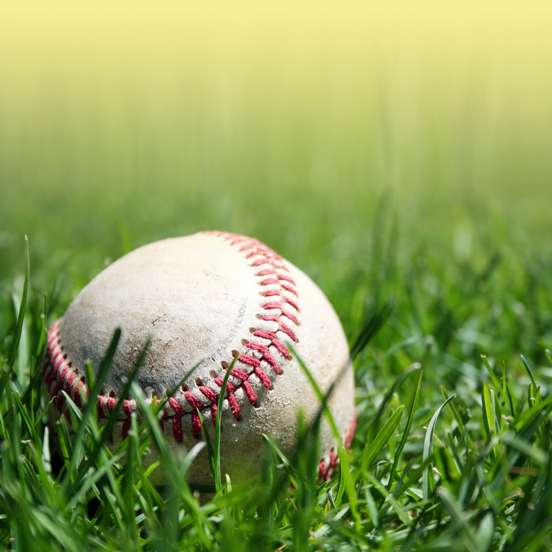 FREEIOS7 baseball parallax HD iPhone iPad wallpaper