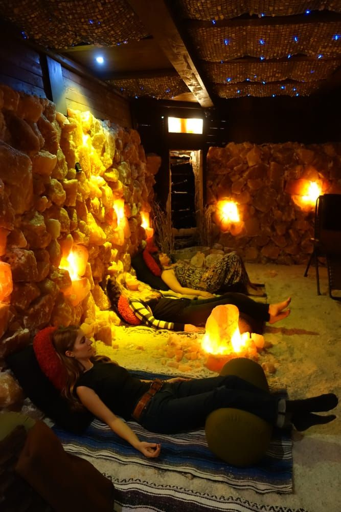 Asheville Salt Cave Is A Unique and Relaxing Experience