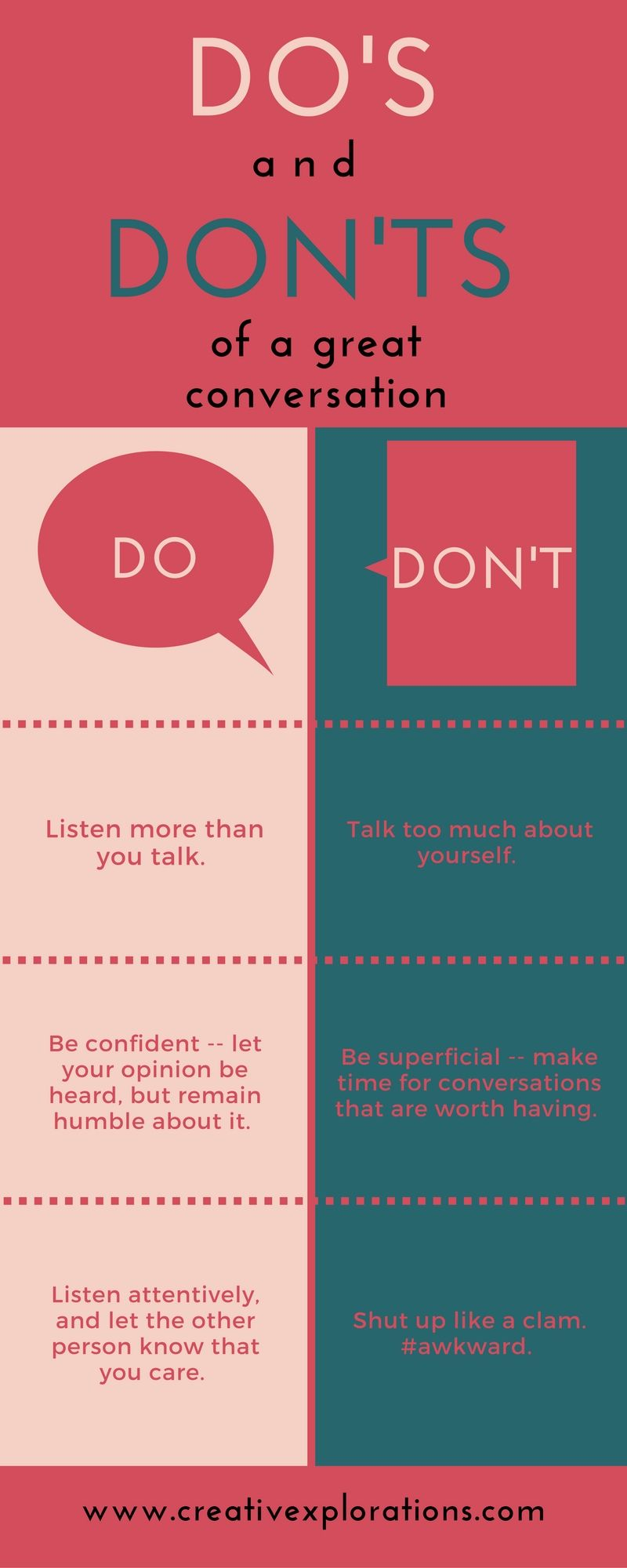 how to become good at conversation