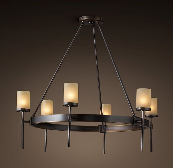 Close To Ceiling Foyer Lights : Sloane round chandelier quot sale i used this