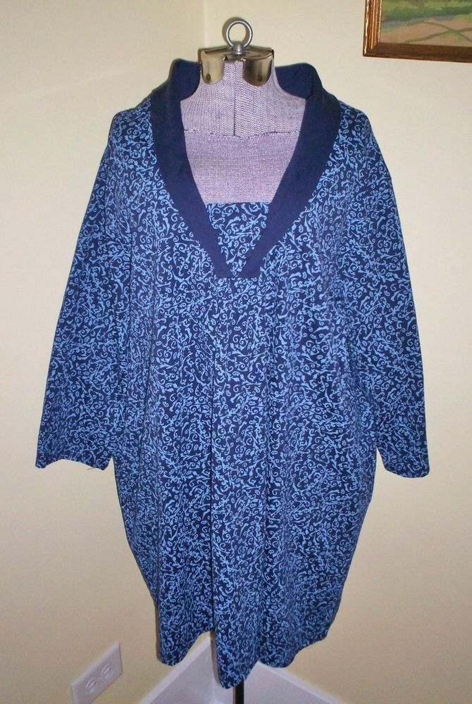women's plus size 3xl shirt top tunic blair super cozy great with