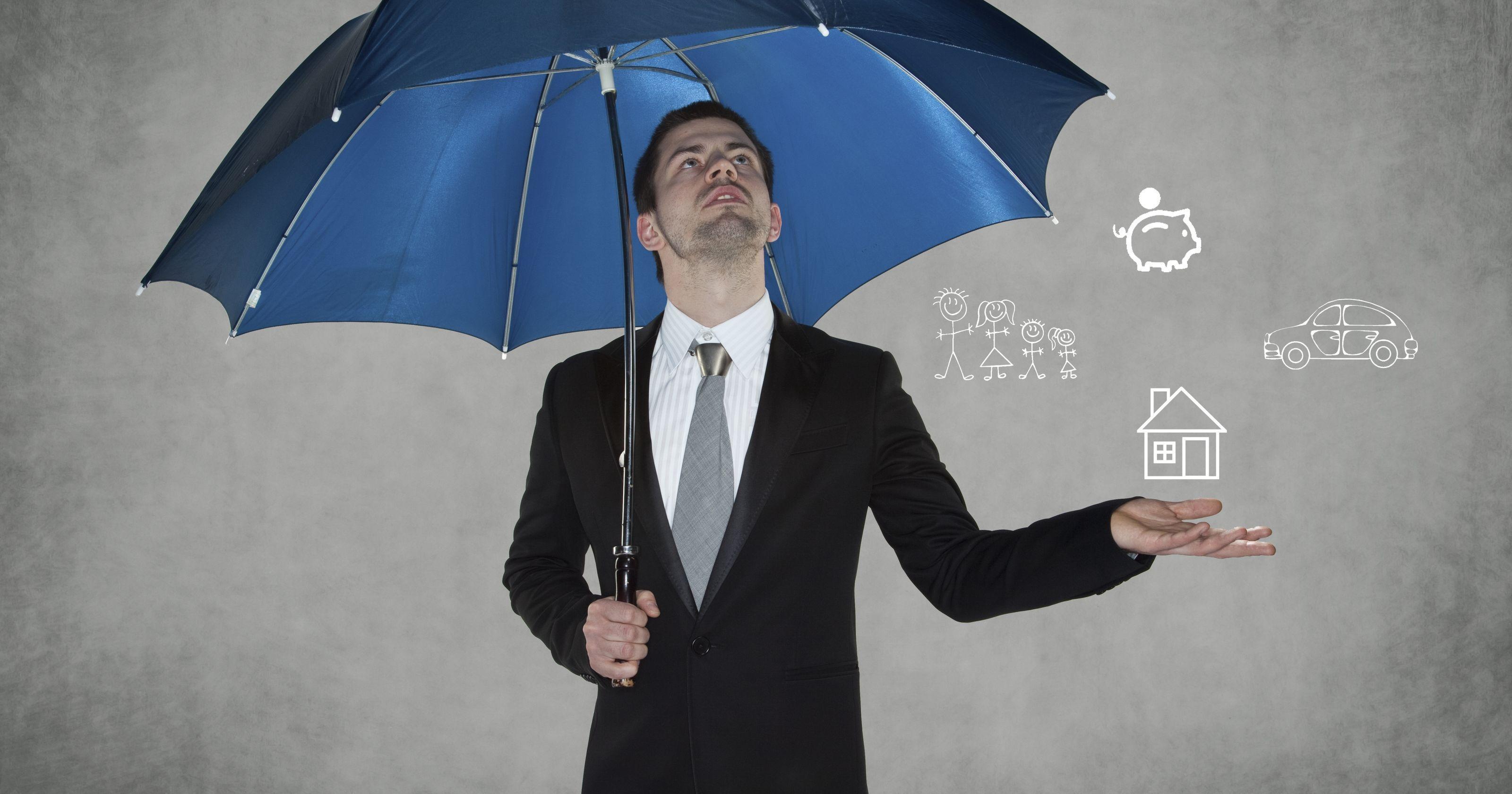 Umbrella insurance Protection for that nest egg