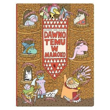 Wydawnictwo Dwie Siostry Dawno Temu W Mamoko New Year Postcard Ghost Hunting Books