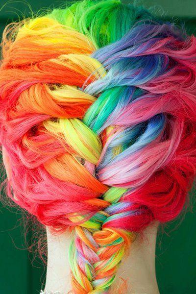 RainbowDash Braid